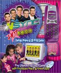 NSYNC Hotline Fantasy Phone and CD-ROM Game
